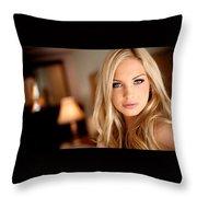 Franziska Facella Throw Pillow
