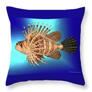 Frappers Delight Throw Pillow