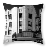 Frauenthal Theater Circa 2005 Throw Pillow