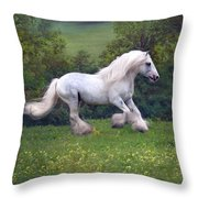 Free Billy Throw Pillow