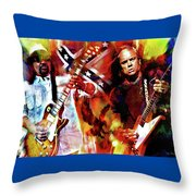 Freebird Lynyrd Skynyrd Throw Pillow