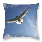 Freedom - Photograph Throw Pillow