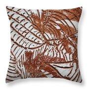 Freedom - Tile Throw Pillow