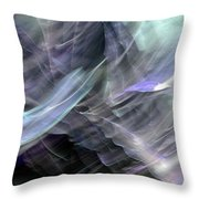 Freeform 1 Throw Pillow