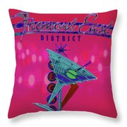 Freemont East Throw Pillow