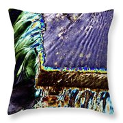 Freeway Park Waterfall Throw Pillow