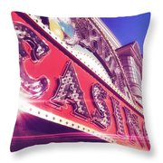 Fremont By Day Throw Pillow