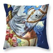 French Classic Style Throw Pillow by JAMART Photography