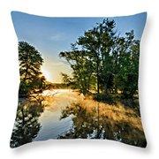 French Creek 17-029 Throw Pillow