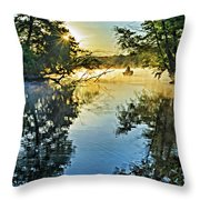 French Creek 17-037 Throw Pillow