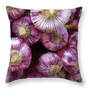 French Onions Throw Pillow