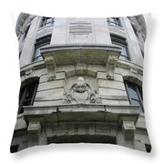 French Quarter 4 Throw Pillow
