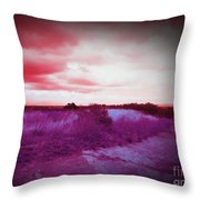 Fresca Sky  Throw Pillow