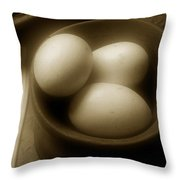 Fresh From The Nest Throw Pillow