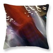 Fresh Light #4 Throw Pillow