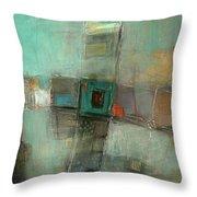 Fresh Pattern Throw Pillow