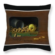 Fresh Roasted Throw Pillow