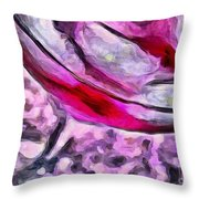 Friday Happy Hour  Throw Pillow