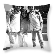Friends And More Throw Pillow