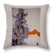 Friendship Tree Throw Pillow