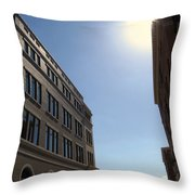 Frisco Square Throw Pillow