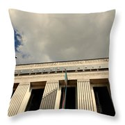 Frist Center For The Visual Art In Nashville Tn Throw Pillow