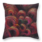 Frivolity Throw Pillow