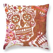 From A Tribal Design Throw Pillow