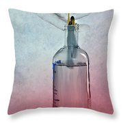From Absolut Hell To Hope Throw Pillow