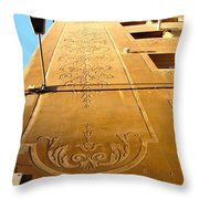 From Barcelona 1 Throw Pillow