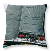 From Down Under Throw Pillow