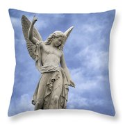 From Earth To The Heavens Throw Pillow