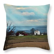 From Heavens Light Throw Pillow