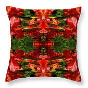 From Outer Space Throw Pillow