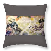 From Revelations To Transformation Throw Pillow