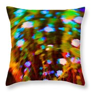 From The Abyss  Throw Pillow