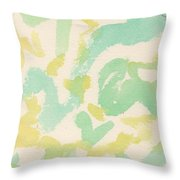 From The Air Throw Pillow