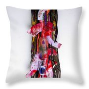 From The Blood Throw Pillow