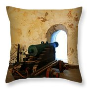 From The Fort Throw Pillow