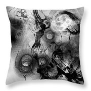 From The Great Mystery Throw Pillow