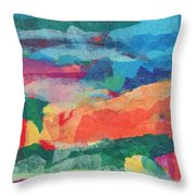 From The Oasis Throw Pillow