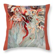 From The Ocean With Love Throw Pillow