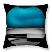 from the  ongoing series Objectification Throw Pillow