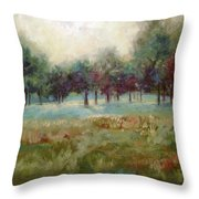 From The Other Side Throw Pillow