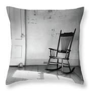 From The Outside Looking In Throw Pillow