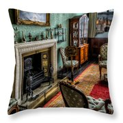 From The Past Throw Pillow
