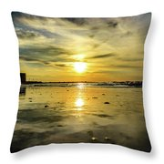 From The Surface Throw Pillow
