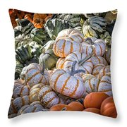 From Thy Bounty Throw Pillow