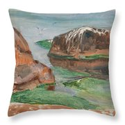 From Tvarminne Throw Pillow
