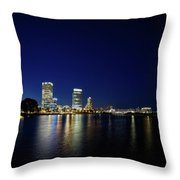 From Where I Stand Throw Pillow